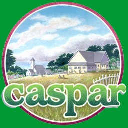 Caspar, California, a small town on the Mendocino Coast
